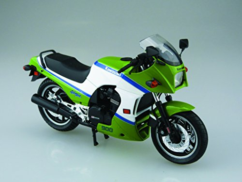 青島文化教材社 1/12 バイクシリーズ No.43 カワサキ GPZ900R ニンジャ A2型 プラモデル