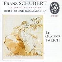 Schubert: LA JEUNE FILLE ET LA MORT/LE QUATUOR TALICH