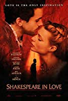 "Shakespeare in Love–Framed映画ポスター/印刷(サイズ: 27"" x 40"" ) ( byポスター停止オンライン) Tesa Poster Strips"