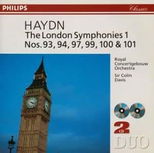 ハイドン:「ロンドン交響曲」2