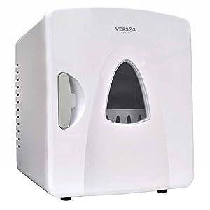 ベルソス 冷温庫 8L 2電源式 車載用電源付き ホワイト