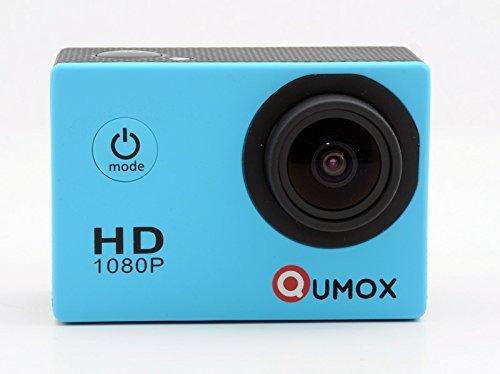 QUMOX  SJ4000 Blue Action Sport Cam Camera Waterproof Full HD 1080p 720p Video Photo bike helmetcam water sport SJ4000  ブルー SJ4000シルバーアクションスポーツKAMERAカム防水Full HD 1080pヘルメットカメラ