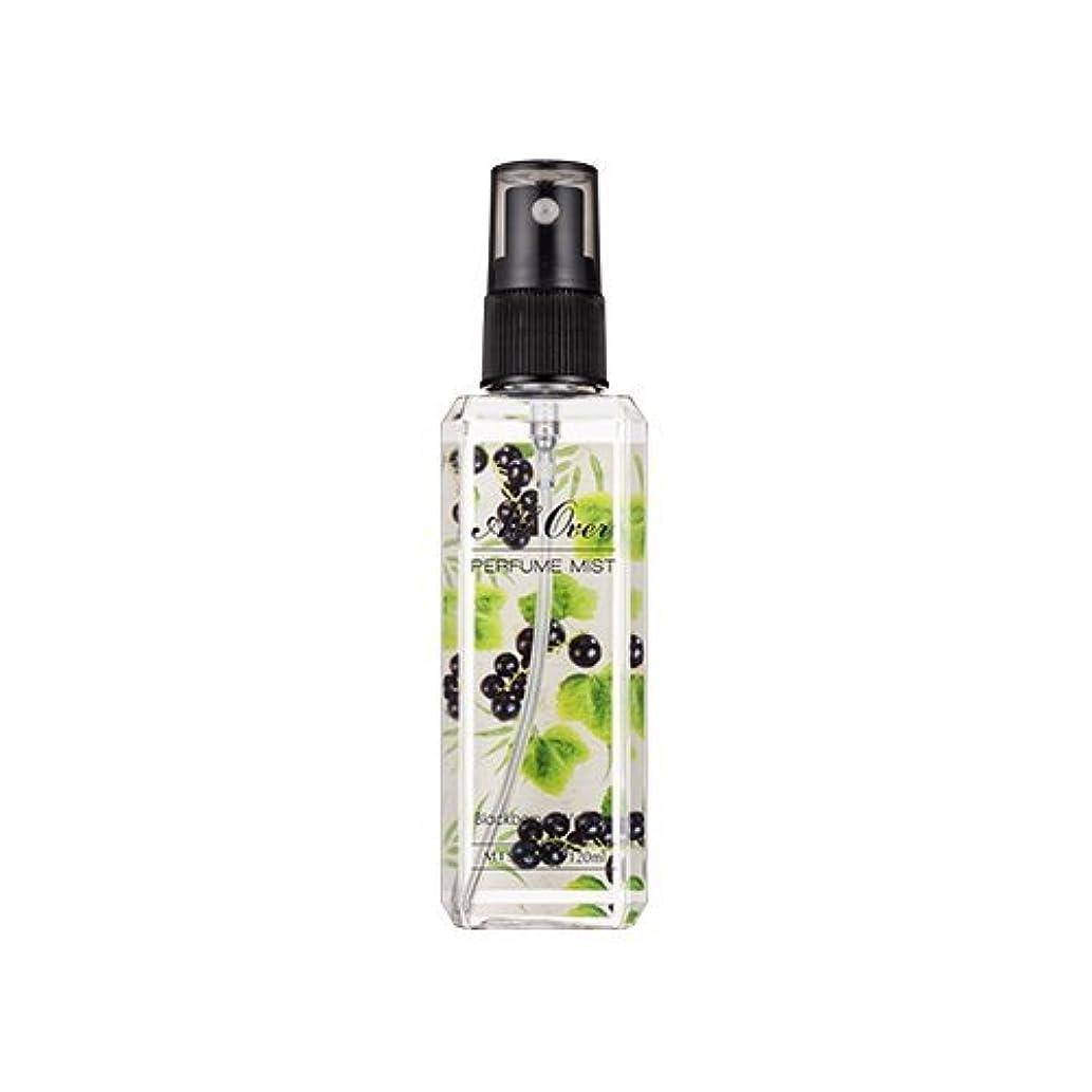 有害保守可能トリップMISSHA All Over Perfumed Mist(BlackBerry & Vetiver)t / ミシャ オールオーバーパフュームミスト (BlackBerry & Vetiver) [並行輸入品]