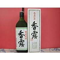 香露純米吟醸 720ml 化粧箱付