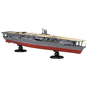 フジミ模型 1/700 艦NEXTシリーズ №4 日本海軍航空母艦 赤城 色分け済み プラモデル 艦NX-4