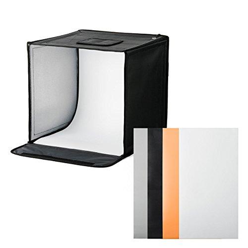 メルカリやブロガー向け!上部からの撮影も可能な撮影ボックス