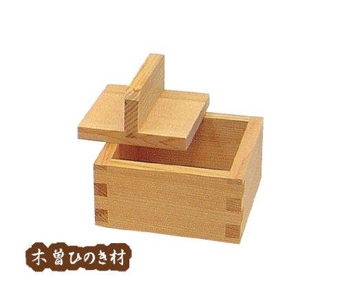 日本製 木曽ひのき材 ミニ押し寿し型 7.2cm角  [すし・スシ・寿司・押しずし]