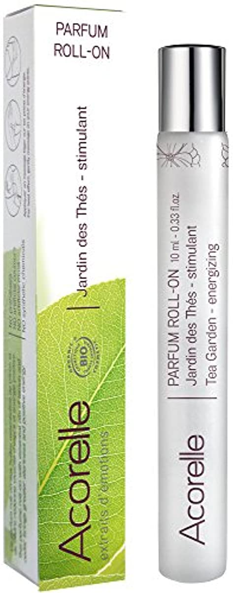 昇進方程式免除するアコレル シークレットガーデン ロールオン (香水) 10ml