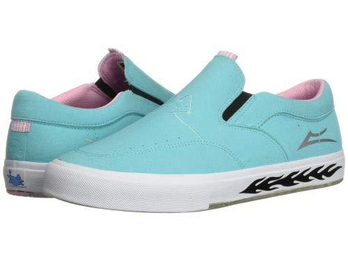 Lakai(ラカイ) メンズ 男性用 シューズ 靴 スニーカー 運動靴 Owen Leon - Sky Blue 10.5 D - Medium [並行輸入品]