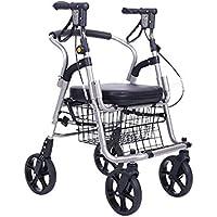 ショッピングカートトロリースクーター四輪Foldable