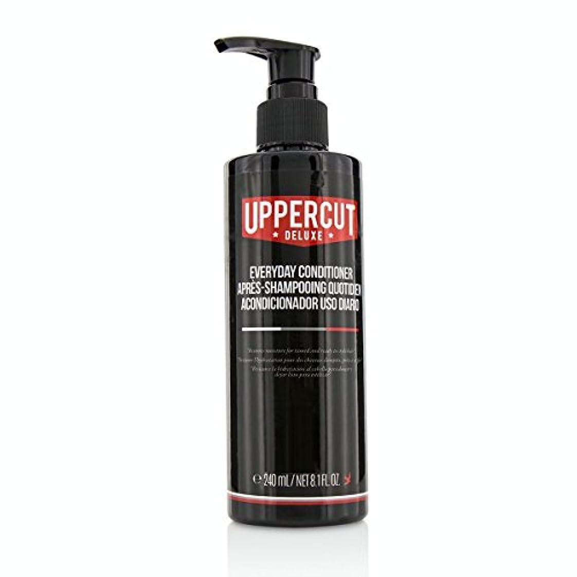耐える群れ香水[Uppercut Deluxe] Everyday Conditioner 240ml/8.1oz