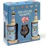 ベルギー デリリュウム トレメンス 750ml 専用グラス付きギフトボックス