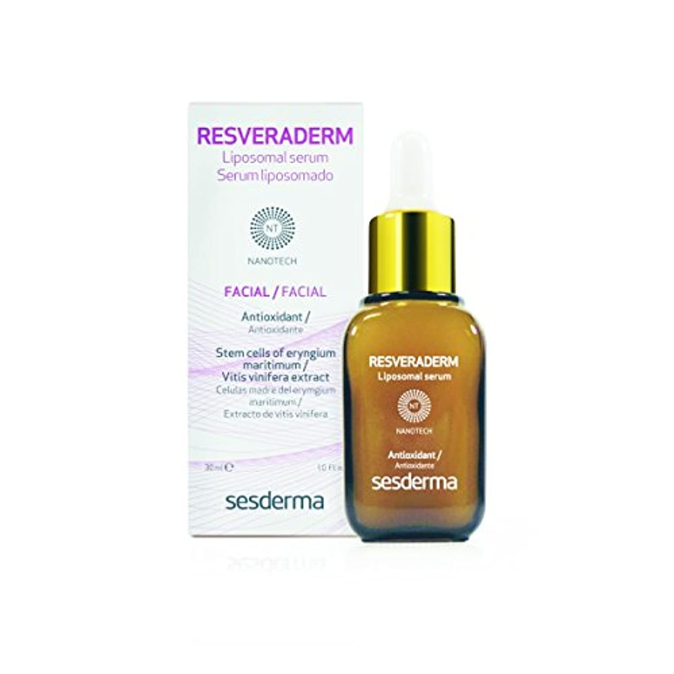 南東戦略華氏Sesderma Resveraderm Serum 30ml [並行輸入品]