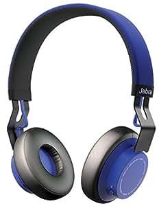 Jabra MOVE Wireless ブルー ワイヤレス Bluetooth ヘッドホン (オーバーヘッド) 【日本正規代理店品】