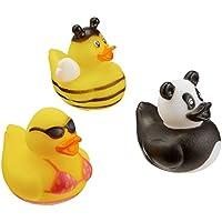 Rhode Island Novelty 2 Rubber Duck Assortment (100 Piece) by Rhode Island Novelty