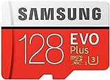 Samsung 128GB EVO Plus Class 10 Micro SDXC with Adapter (MB-MC128GA/IN) [並行輸入品]