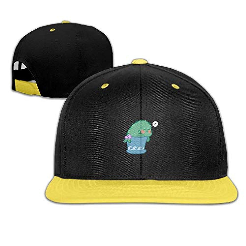 カクタス かわいい ヒップホップ ハット スポーツ 野球帽 日焼け止め キャップ 子ども 帽子