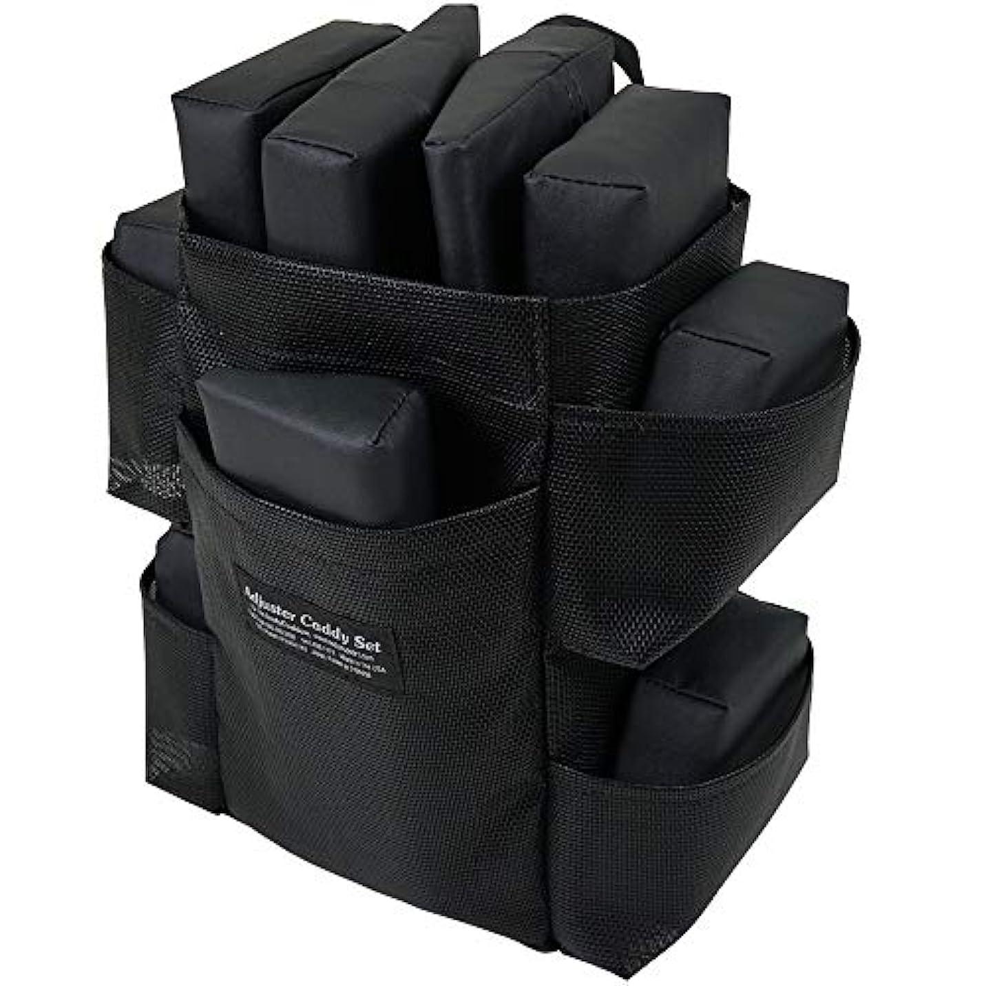 チャンピオンネックレット困惑ピースバッグセット ボディークッション 用 の エクステンダーピース と アジャスターピース バッグ付き