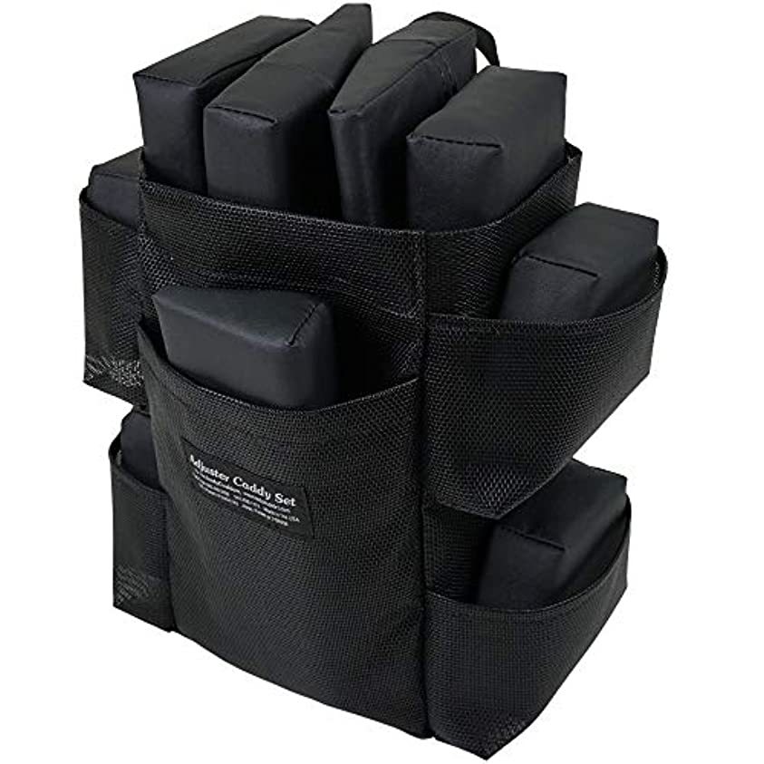 不良品アナウンサー星ピースバッグセット ボディークッション 用 の エクステンダーピース と アジャスターピース バッグ付き