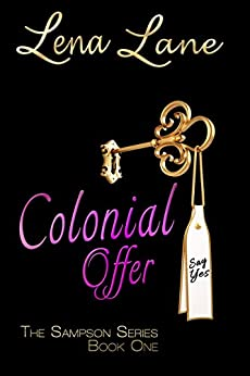 Colonial Offer (The Sampson Series Book 1) by [Lane, Lena]