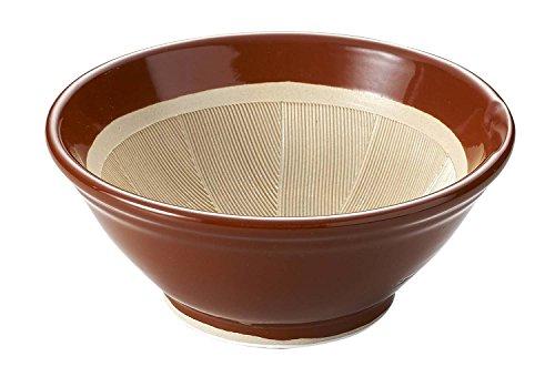 ヤマキイカイ すり鉢(常滑焼) 5号 J51
