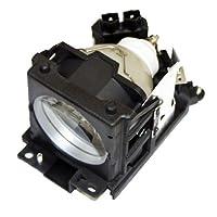 元電球と汎用ハウジングfor Hitachi dt00691交換cpx445lamp、dt00691プロジェクターランプ