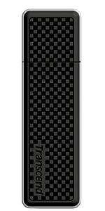 Transcend USBメモリ 64GB USB 3.0 キャップ式 ブラック MLCチップ搭載 (無期限保証) TS64GJF780