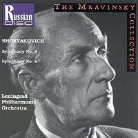 Shostakovich: Symphony 5 & 6