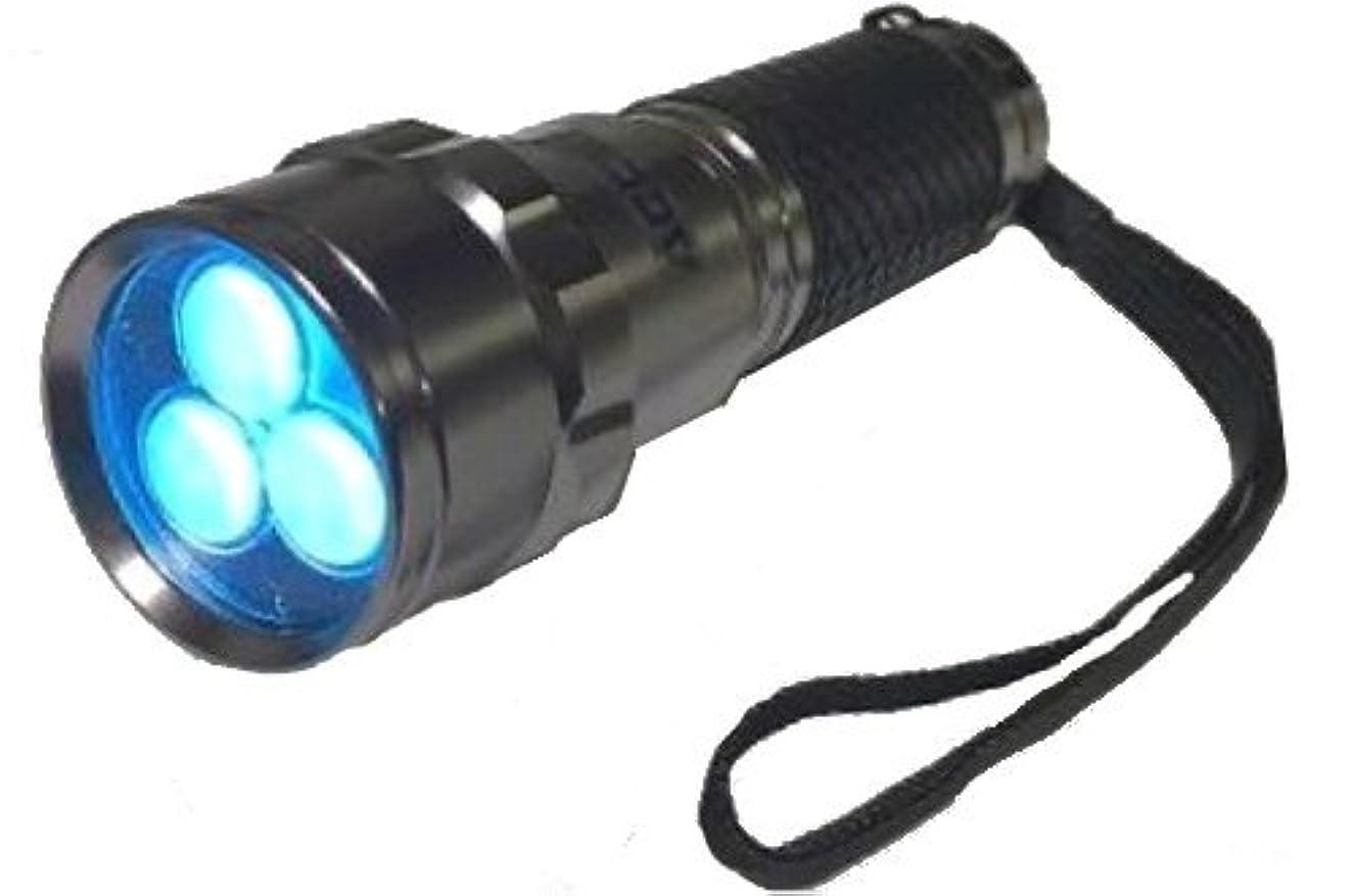 と組む夜明けにつかの間OFFICE ACCEL(オフィスアクセル) UV-LED ブラックライト AMATERASU