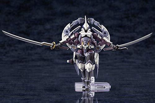 ヘキサギア ガバナー エクスアーマータイプ:白麟角 全高約93mm 1/24スケール プラモデル