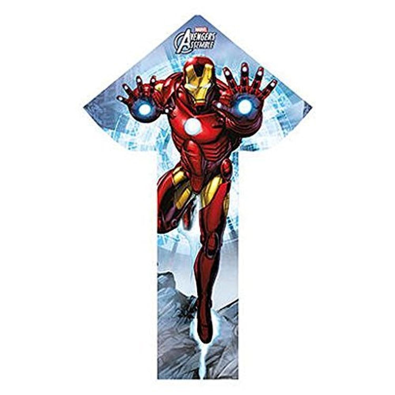 BRAIN STORM KITES 70671 WNS Breezy Flyer Avengers Iron Man 57 [並行輸入品]