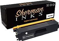 Sherman ブラック互換トナーカートリッジ 交換用 プリンターモデル Brother TN310 TN315BK TN315C TN315M TN315Y HL-4150cdn HL-4570cdw HL-4570cdwt MFC-9460cdn MFC-9560cdw MFC-9970cdw