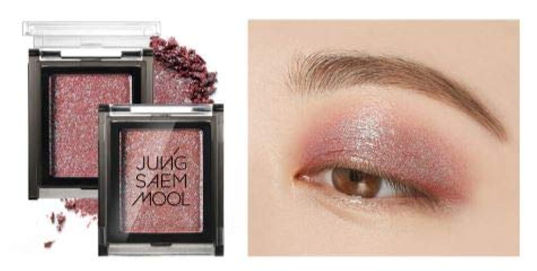 劇的看板首JUNG SAEM MOOL Colorpiece Eyeshadow Prism (PlumBell) [並行輸入品]