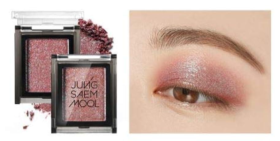 煩わしい不承認質素なJUNG SAEM MOOL Colorpiece Eyeshadow Prism (PlumBell) [並行輸入品]