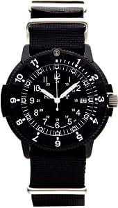 [トレーサー]traser 腕時計 type6 BK タイプ6 ブラック P6500.400.33.01 メンズ [正規輸入品]