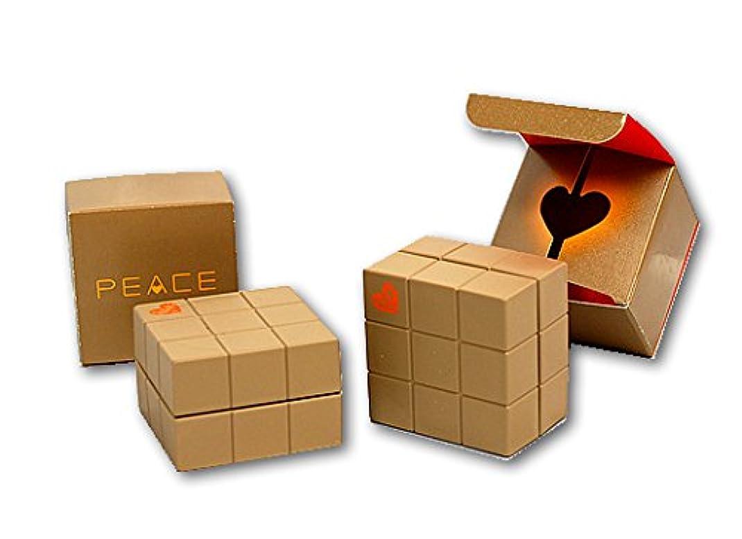 タイプライターキュービック束【x2個セット】 アリミノ ピース プロデザインシリーズ ソフトワックス カフェオレ 40g
