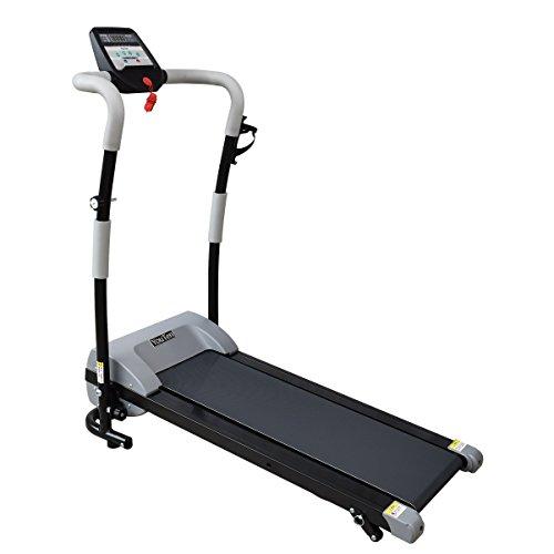 YouTen(ユーテン) 電動ルームランナー 8km/hモデル 6色 ウォーキング ランニングマシン トレーニングマシン ウォーキング フィットネス ダイエット 家庭用 (ルームランナー 8km ブラック&グレー)