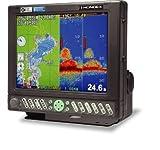 HONDEX(ホンデックス) 10.4型カラー液晶プロッターデジタル魚探 HE-7301-Di-Bo DGPS仕様 5kW 28/55/100kHz
