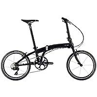 DAHON(ダホン) Mu SLX ドレスブラック 2019年モデル ミューSLX 20インチ 折りたたみ自転車