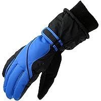 メンズ防水防風シンサレート暖かいスキースノーボード手袋冬手袋