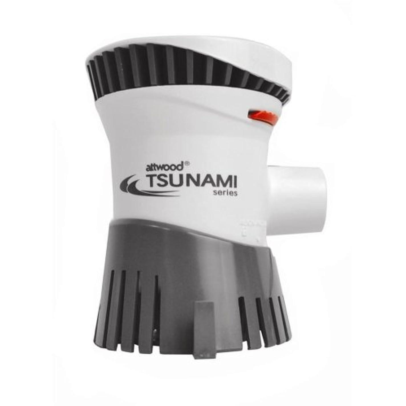 名前を作る行商人外側ATTWOOD Tsunamiビルジポンプ Q8T-KAZ-010-003 T1200 ポンプ 電装品