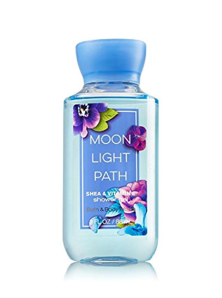 はさみアドバイス読者Bath & Body Works (バス&ボディワークス) ムーンライトパス シャワージェル トラベルサイズ Moonlight Path shower gel Travel-Size [並行輸入品]