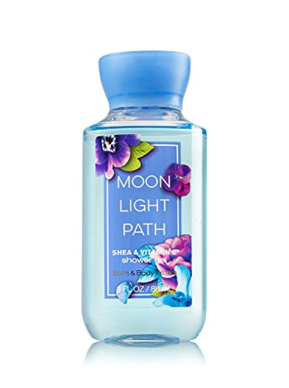 闇絵口径Bath & Body Works (バス&ボディワークス) ムーンライトパス シャワージェル トラベルサイズ Moonlight Path shower gel Travel-Size [並行輸入品]
