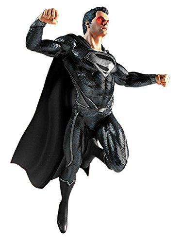 メビウス マン・オブ・スティール 1/8 スーパーマン ブラッククリプトンスーツバージョン (スタチュー) レジン製 塗装済み 半完成モデル  MOE2010