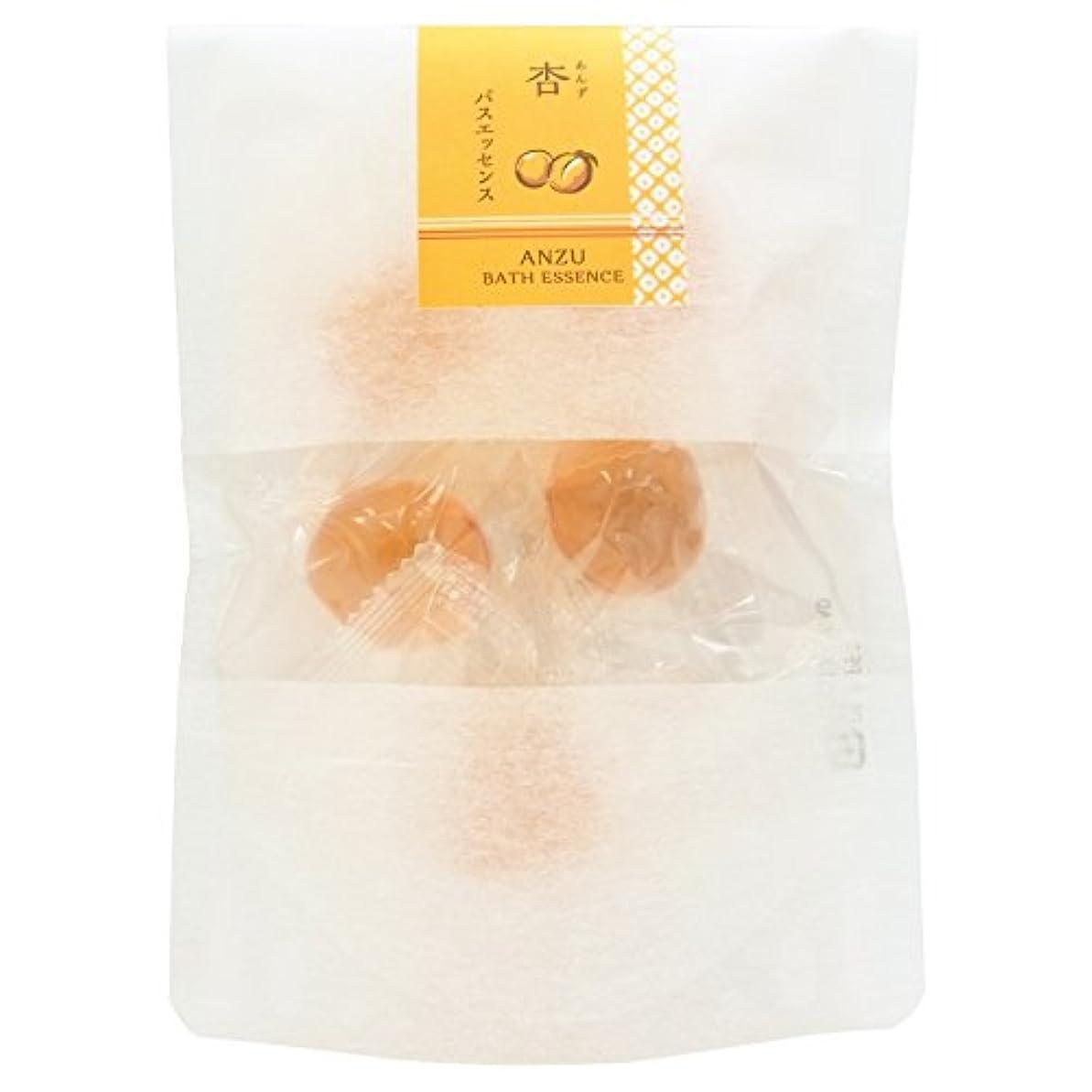 主人操る毒和の湯 バスエッセンス 杏 (8g × 5個)