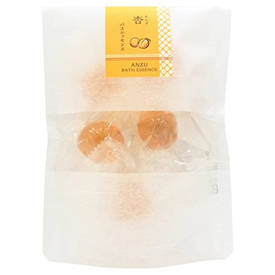 放棄する梨領収書和の湯 バスエッセンス 杏 (8g × 5個)