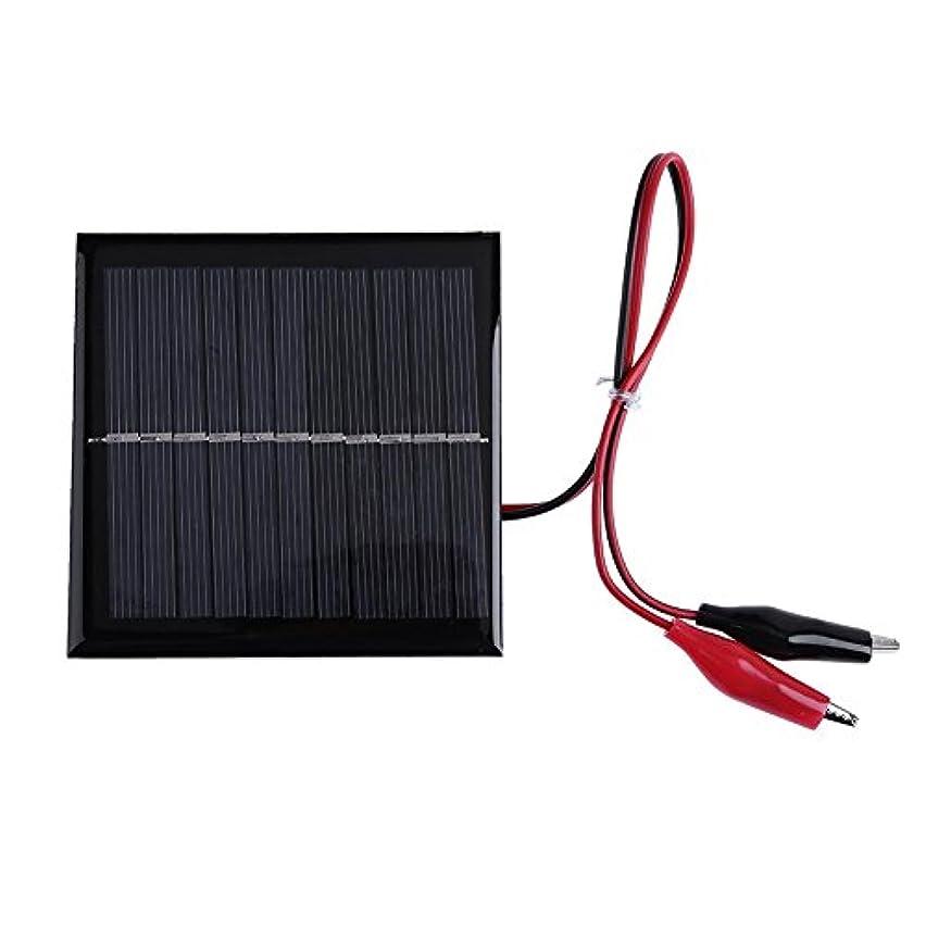 破壊的ハング日ソーラーライト1W 5.5Vの太陽電池パネルの太陽エポキシ板太陽電池パネルの良質DIY板 sundengy
