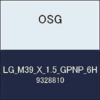 OSG ゲージ LG_M39_X_1.5_GPNP_6H 商品番号 9328810