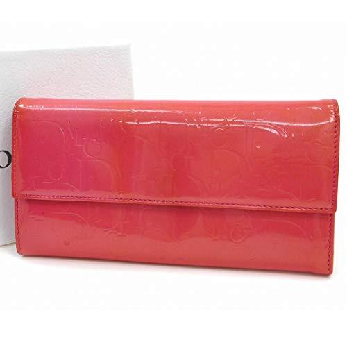 (ディオール) Christian Dior 長財布 アルティメイト トロッター レディース 中古 U3534