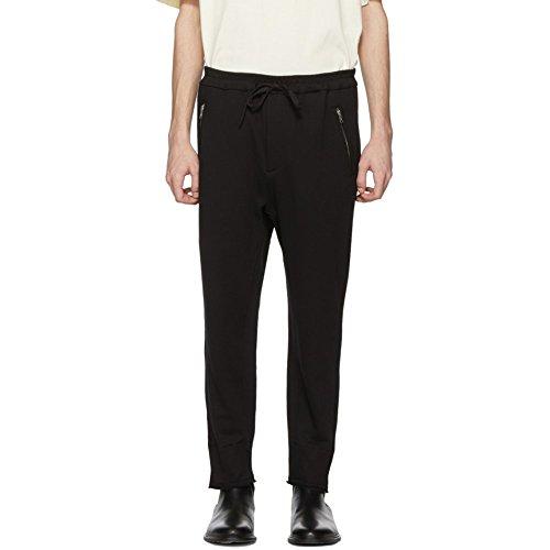(スリーワン フィリップ リム) 3.1 Phillip Lim メンズ ボトムス・パンツ スウェット・ジャージ Black Cropped Lounge Pants [並行輸入品]